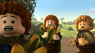 ใช้ตัวต่อ LEGO ต่อเล่าเป็นเรื่องราว The Lord of The Ring