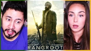 SAJJAN SINGH RANGROOT | Diljit Dosanjh | Trailer Reaction w/ Sara!