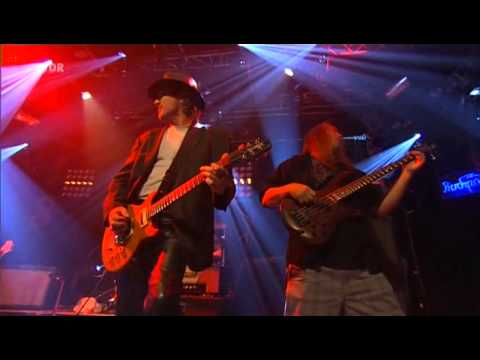 Blindside Blues Band - Crossroads (2010).avi