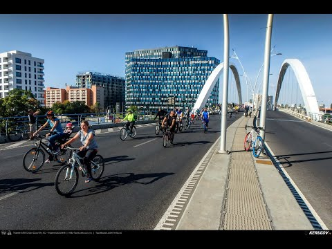 VIDEOCLIP Marsul biciclistilor - 1 - Bucuresti, 21 septembrie 2019 [VIDEO]