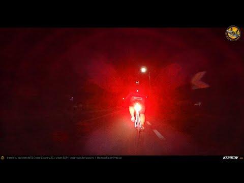 Montaj video: Joi seara pedalam lejer / #69 / Bucuresti - Darasti-Ilfov - 1 Decembrie - Adunatii-Copaceni [VIDEO]