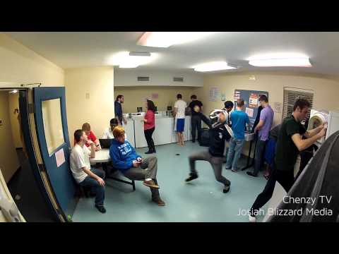 Harlem Shake (Laundry Room Edition) - OFFICIAL