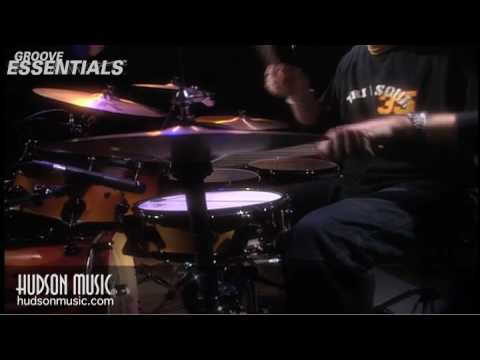 Groove Essentials Funk Drumming Lesson featuring Tommy Igoe