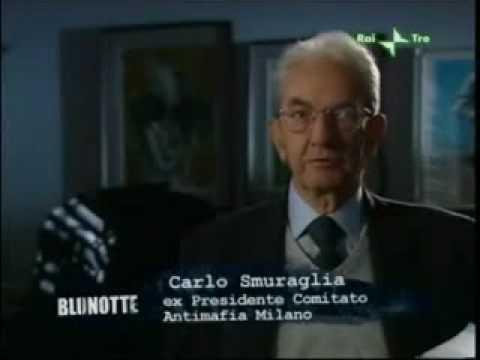 MAFIA AL NORD BLU NOTTE CARLO LUCARELLI P-2