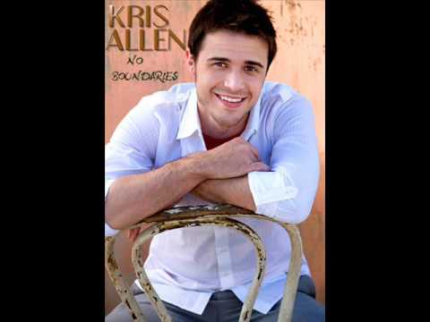 """No Boundaries"" - Kris Allen - Instrumental - Karaoke Version - Lyrics - Download"
