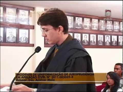 Sustentação Oral no TJRN - Dr. Paulo Cesário