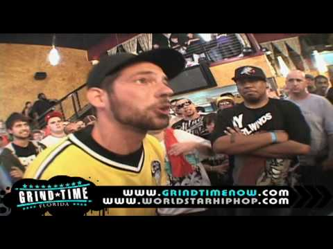 Grind Time Presents: Real Deal vs Cortez
