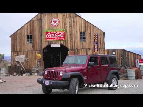 Jeep Wrangler, Unlimited Sport Review