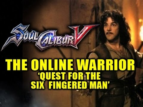 Soul Calibur 5: The Online Warrior Episode 5 'Quest For the Six Fingered Man'