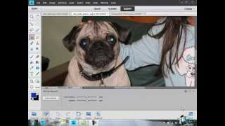 Photoshop Elements 11 Tutorial - Enhancing and Retouching - Part 1