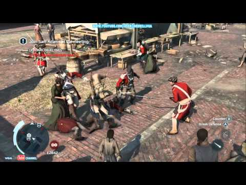 Assassins Creed 3 Kills Montage