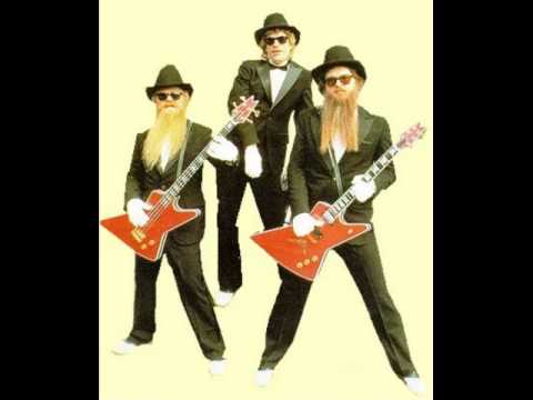 zz top- blue jean blues