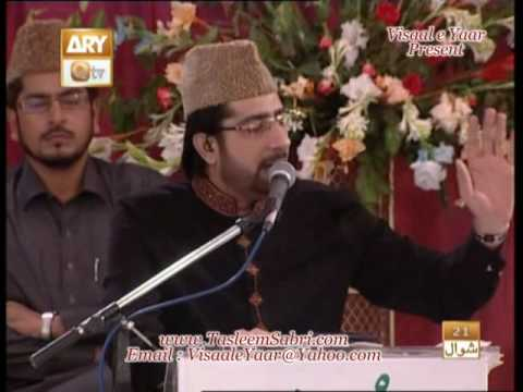 URDU NAAT(Kya Kya Ata Hoa)TASLEEM SABRI IN QTV.BY   Naat E Habib
