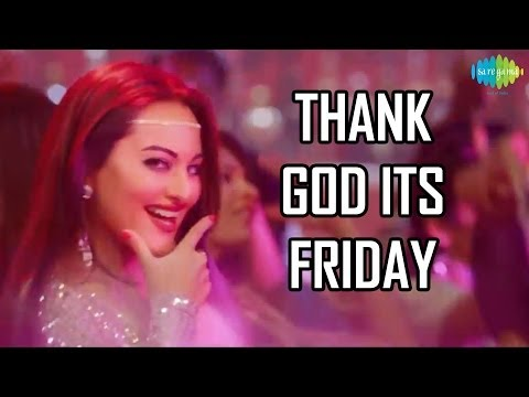 Thank God It's Friday Video - Himmatwala Song
