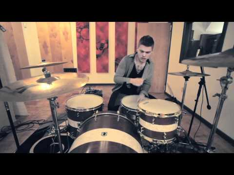 Cinema (Skrillex Remix) - Dylan Taylor Drum Cover