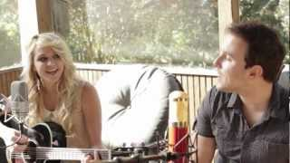 Taylor Swift - I Knew You Were Trouble -  Acoustic Cover by Riley Biederer and JRice