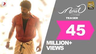 Mersal - Official Tamil Teaser  Vijay  A R Rahman  Atlee