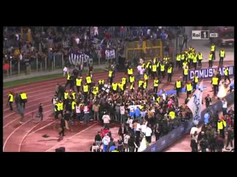 Napoli Vince La Coppa Italia Video Premiazione 2012 HD By AntimoNapoletanoDok