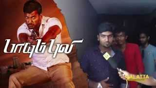 Watch Paayum Puli Public Opinion Red Pix tv Kollywood News 04/Sep/2015 online