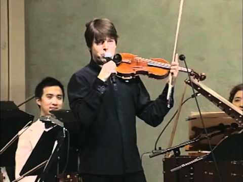 "Joshua Bell Plays Vivaldi's ""The Four Seasons"""