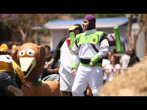 Red Bull Soap Box Race -Brazil 2011 Event Highlights
