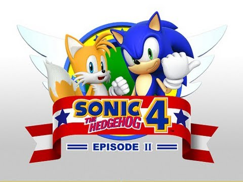 Sonic the Hedgehog 4 Episode 2 - Sylvania Castle Zone Acts 1 & 2 (Xbox 360)
