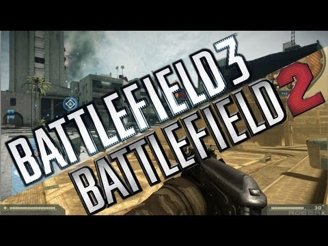BF2 vs BF3 - Karkand Comparison Back to Karkand Battlefield 3