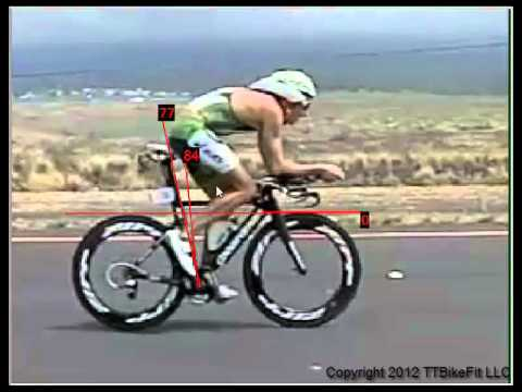 Pro Bike Position Analysis - Kona 2012 part 1