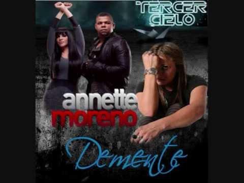 DEMENTE - Tercer Cielo & Annette Moreno - PISTA
