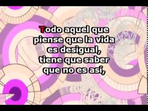La Vida es un Carnaval - Celia Cruz (Karaoke) -gShNGnU7hcA