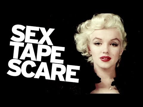 Marilyn Monroe Sex Tape Scandal With JFK?!