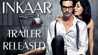 Inkaar 2013 Theatrical Trailer Released -- Arjun Rampal & Chitrangada Singh