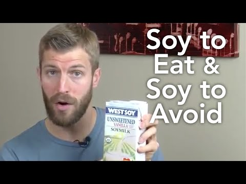 Soy to Eat & Soy to Avoid-Transformation TV-Episode #023