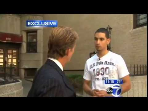 Bronx Man Claims Police Brutality Caught On Camera  9/17/14   (NYPD)