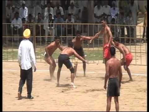 Gidderwindi Kabaddi Cup - 2013 Part 4th.