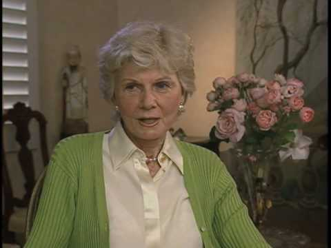 Barbara Billingsley on speaking jive in Airplane - EMMYTVLEGENDS.ORG