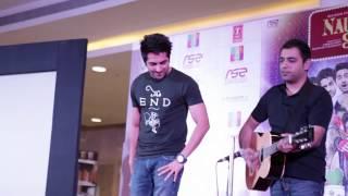 Ayushmann Khurrana Singing 'Mera Mann' | Nautanki Saala Music Launch