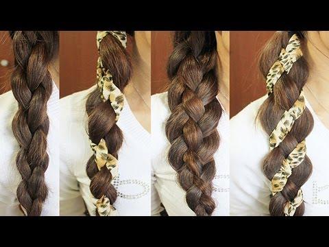 طريقة عمل 4 طرق ضفاير الشعر