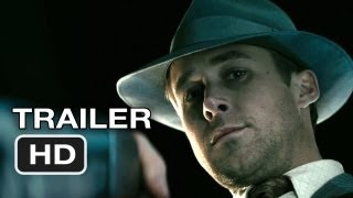 Gangster Squad Official Trailer (2012) Ryan Gosling, Emma Stone Movie HD