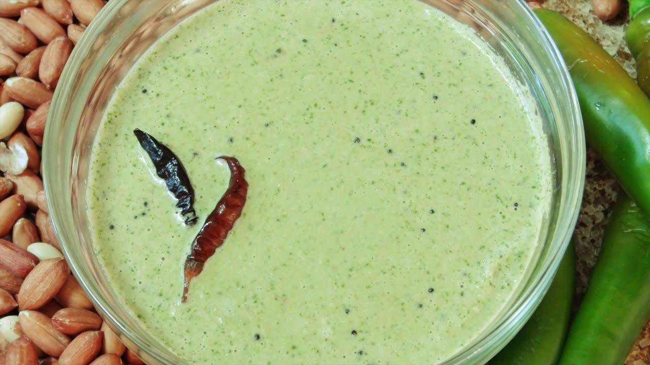 צ'טני בוטנים - מטבל הודי: מבשלים עם ונו