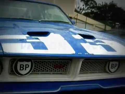 FORD falcon GT XB COUPE BRUT 33 RACER Allan MOFFAT PROJECT B52-.1974