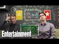 Q & Play: 'The Blacklist' star Diego Klattenhoff tries #iDarb