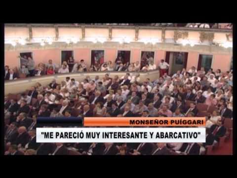 <b>Asamblea legislativa.</b> Repercusiones del discurso de Bordet