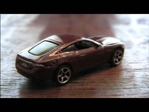 2006 JAGUAR XK Matchbox car review by CGR Garage