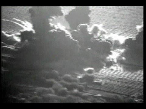 *WARNING GRAPHIC* B-52 DROPS 9 500 POUND BOMBS ON TALIBAN IN AFGHANISTAN