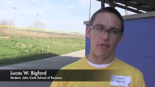 Service Day 2013 | Saint Louis University | John Cook School of Business