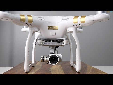DJI Phantom 3 Pro, 4K Drone! - 5 Awesome Features!
