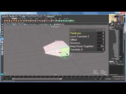 Maya Monday -  Finding Tools in Maya 2016 and Modeling HUD