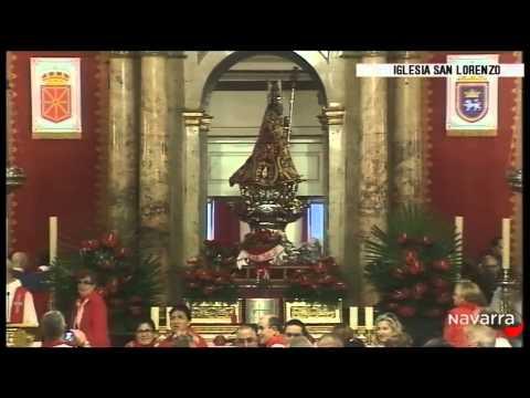 Procesión San Fermín 7 julio 2014 parte 1