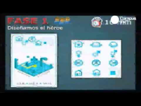 CPCO4 - Ocio: Taller Diseño de un juego, de la hoja en blanco al Pitch #cpIN